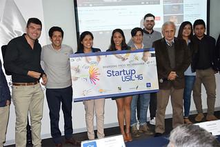 El día jueves 19 de noviembre se reunieron los 15 proyectos semifinalistas en el primer Demo Day – Startup 4G, concurso de emprendimiento que promueve la Universidad San Ignacio de Loyola a través de su Centro de Emprendimiento.