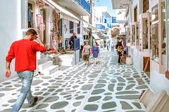 Mykonis, Greece