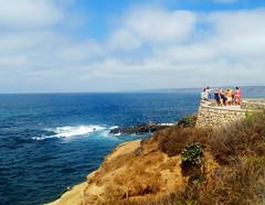 Selfies with the Seals, La Jolla, CA 9-2107