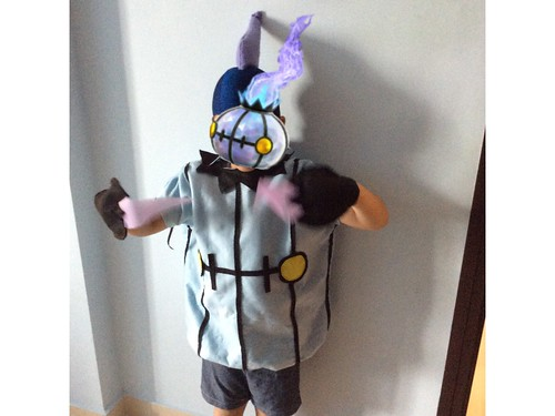 Chandelure costume