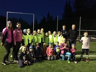 2017-10-04 Fotballavslutning