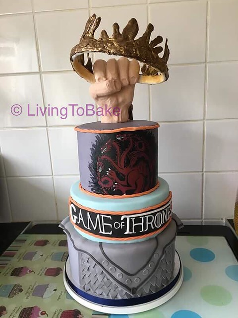 Cake by Living To Bake