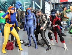 New York Comic Con 2017 - X-Men