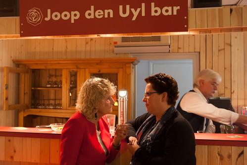 Rode Kafé met Nelleke Vedelaar