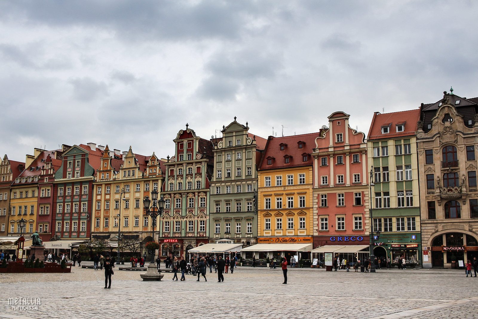 wroclaw old town, wroclaw