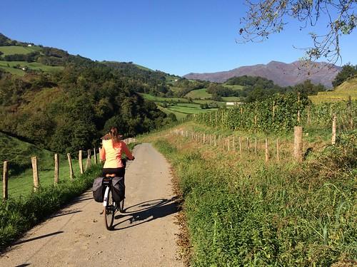 Le Pays Basque à vélo