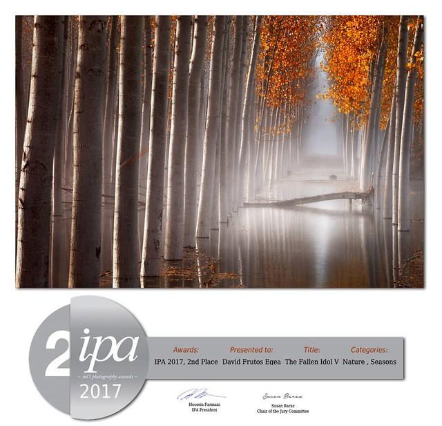 2º Premio IPA2017 - Naturaleza: Estaciones del Año