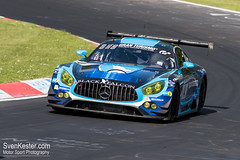 Nürburgring 24H 2017 - Black Falcon