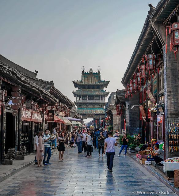 China Pingyau Acient City-3