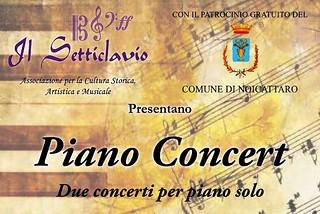 Noicattaro. Concerti Setticlavio front