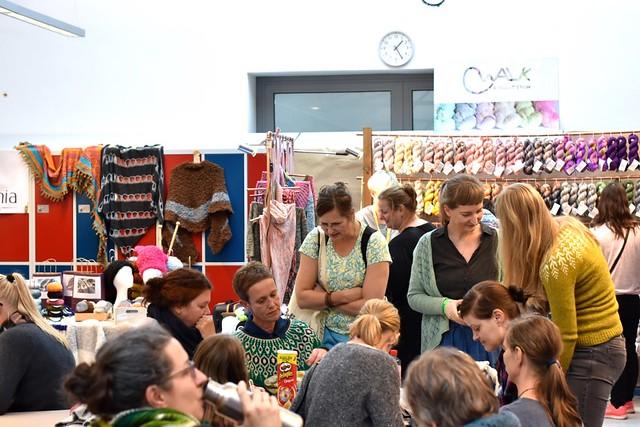 Berlin Knits Yarnfestival