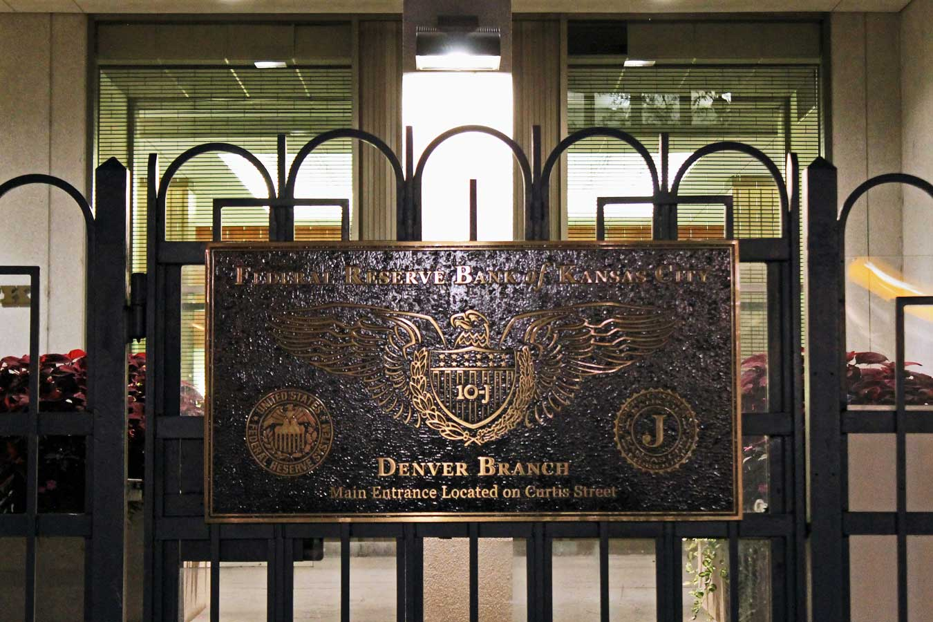 Denver Federal Reserve Bank Tours