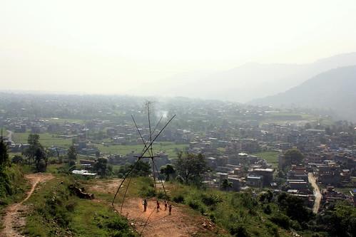 J27 : 17 octobre 2017 : Pokhara, Lac Phewa et Pagode de la Paix