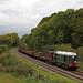 Unusual locomotive for a steam gala