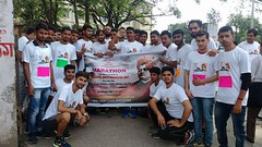 Universal Brotherhood Day celebrated at Kangra - Marathon Held