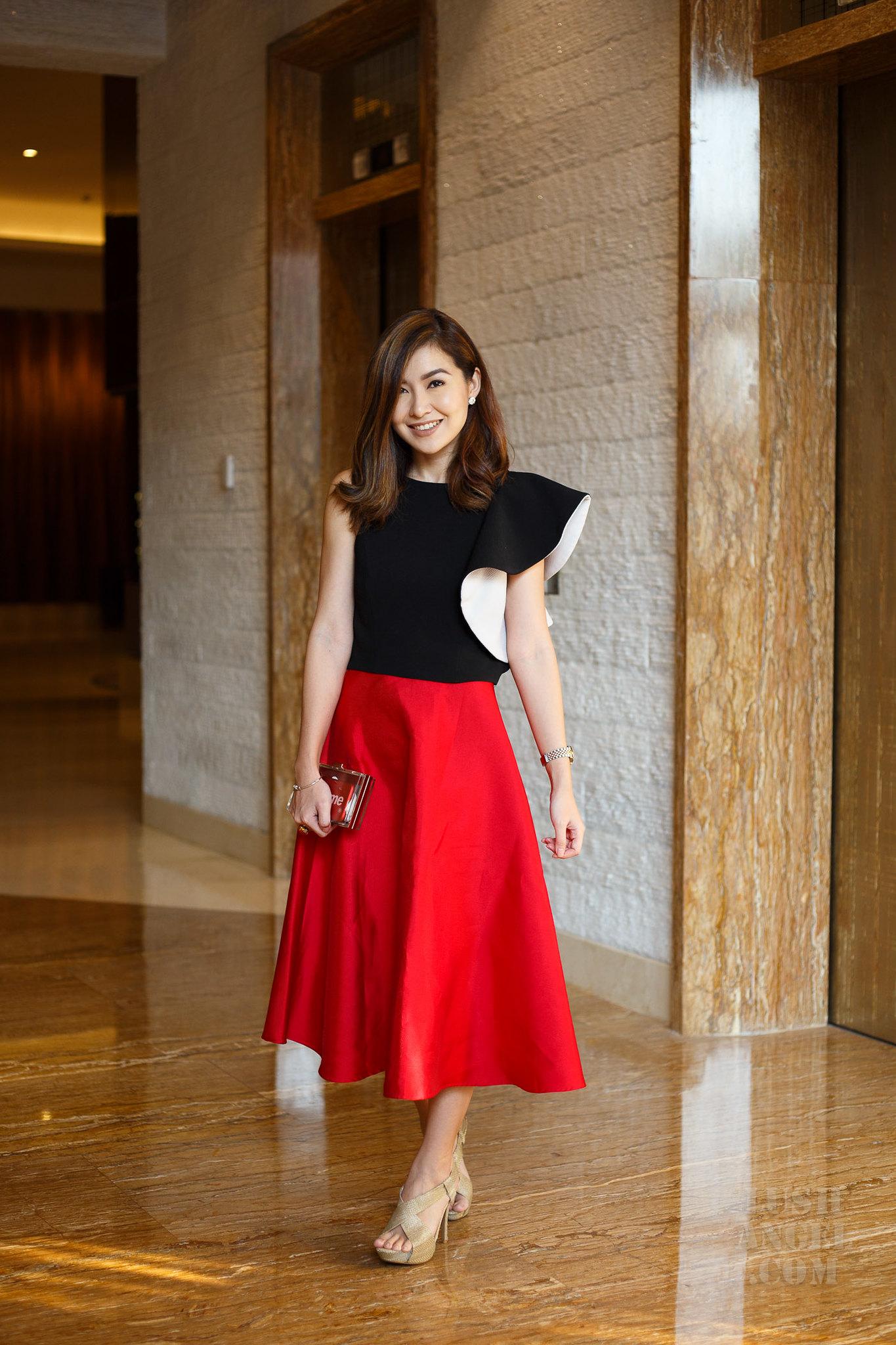 short-skirt-for-wedding