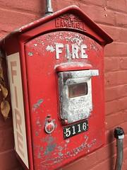 Elliot Centre Fire System