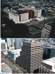 State Compensation Insurance Fund Buiding (now Dolby Labs) - before and after