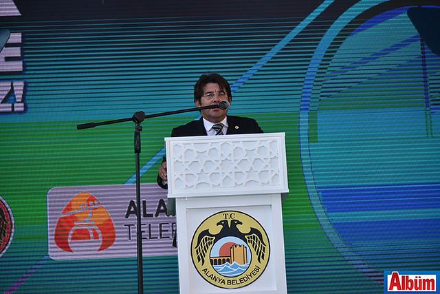 Alanya Teleferik A.Ş. Yönetim Kurulu Başkanı İlker Cumbul