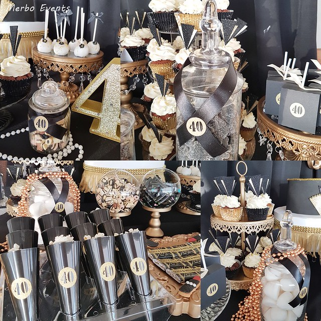 detalles mesa dulce great gastby Merbo Events