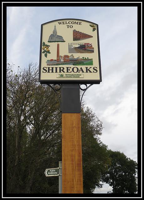 Village Sign. Spring Lane