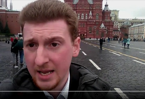 Caleb Maupin in Red Square: Let's Talk About Communism!
