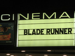 Blade Runner 2049 Theater Marquee 2017 NYC 2339