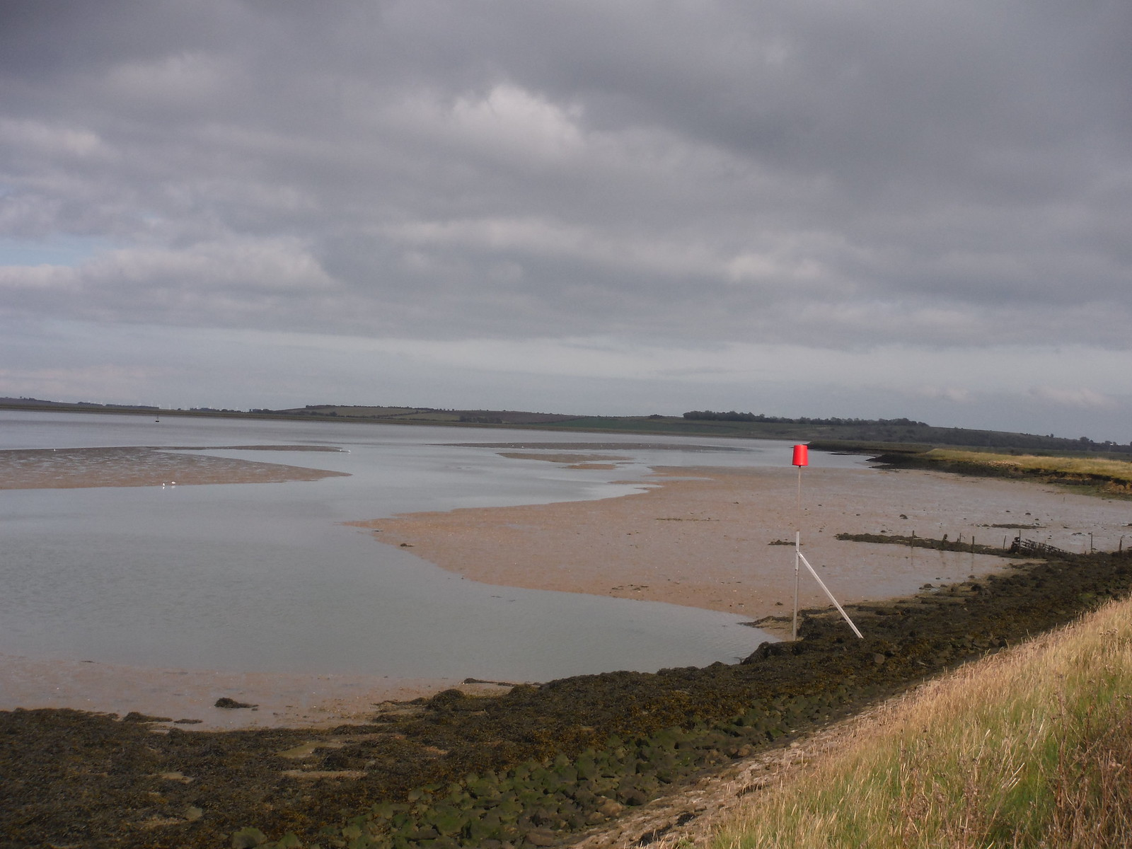 Sandbanks, South Deep SWC Walk 299 - Teynham to Faversham