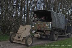 Citroen U23 Truck German WW2 Vehicle Hire