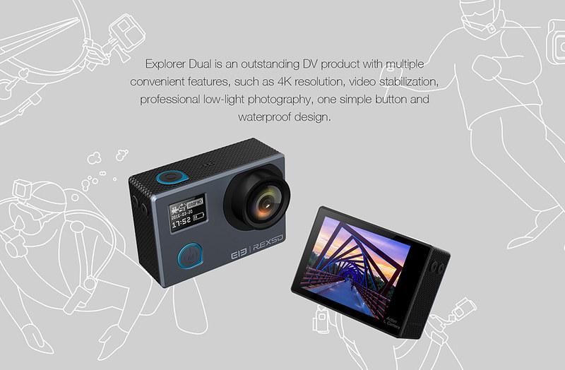 Elephone Elecam Explorer Dual  (17)レビュー