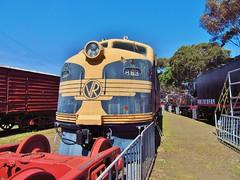 B83 - Newport Railway Museum – 14.10.17