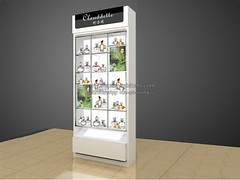 CS081 cosmetics display stand