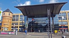 Main station Potsdam