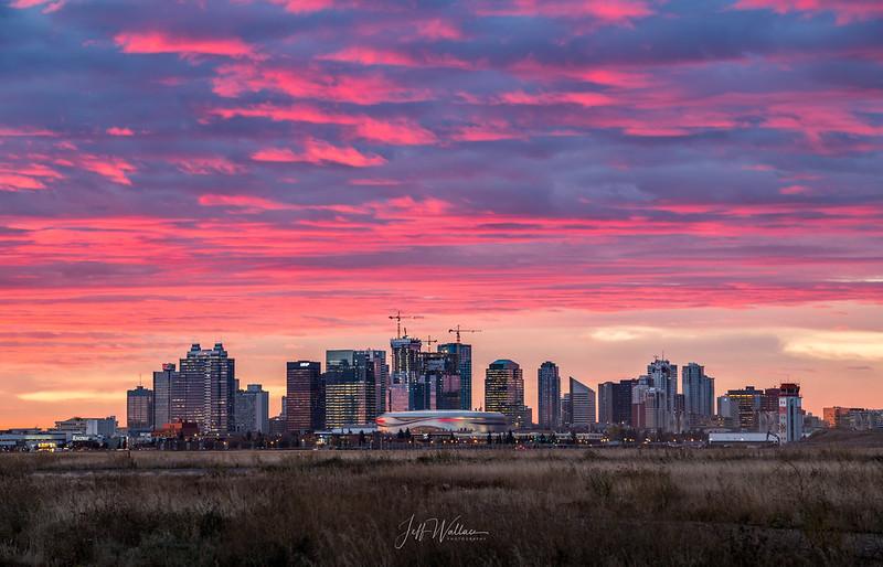 Edmonton, Meet Sky