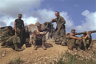 Marines of 2d Platoon, Mike Co, 3d Battalion, 9th Marines, December 1967