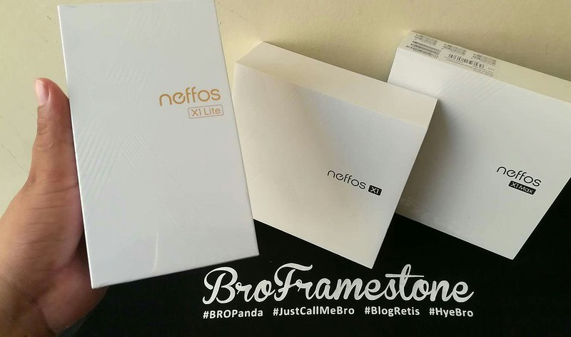 Giveaway Neffos Malaysia X Bro Framestone