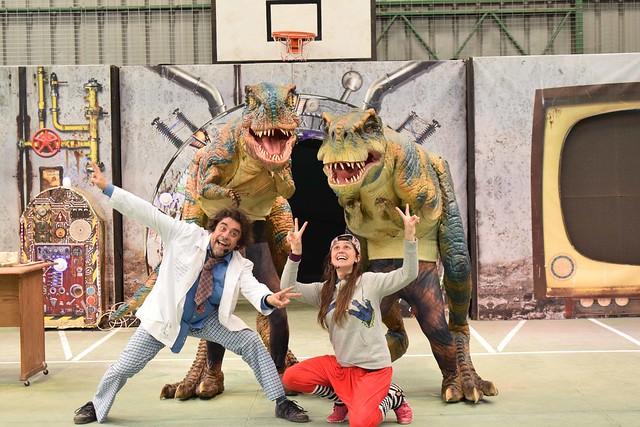 Dinosaurios Yumbel