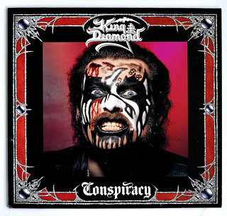 A0423 KING DIAMOND Conspiracy
