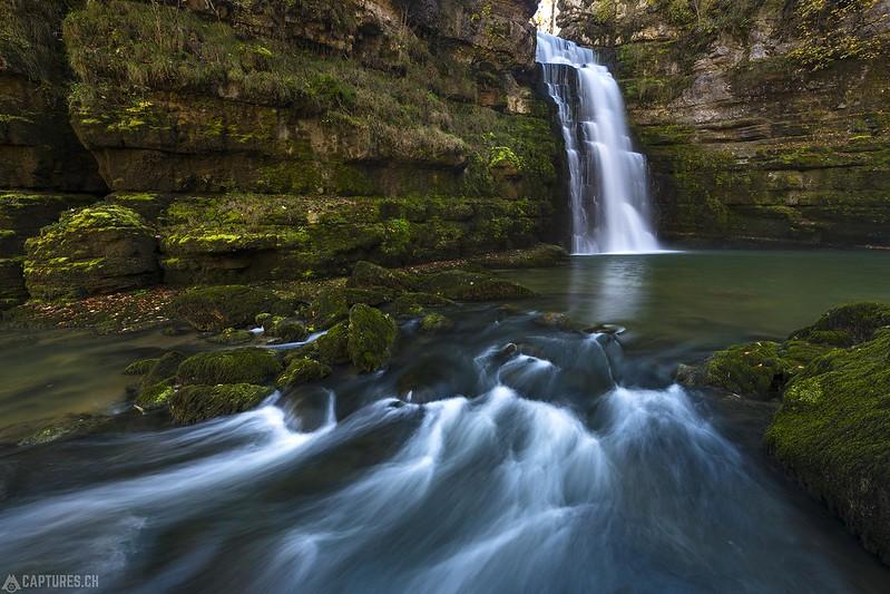Waterfall - Saut du Doubs