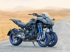 Yamaha Niken 900 2018 - 9
