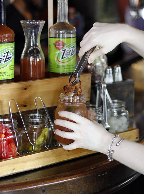 Build-Your-Own Bloody Mary Bar