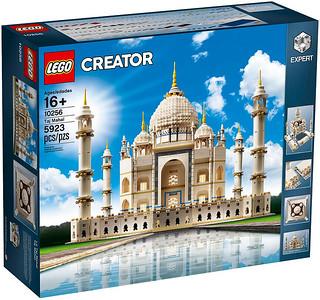多一片零件到底是多在哪裡咧?! LEGO 10256 創意系列【泰姬瑪哈陵】Taj Mahal 完全復刻登場!!
