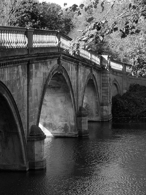Clumber Bridge Oct 053