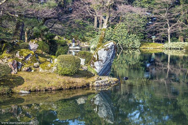 Giardino Kenrokuen