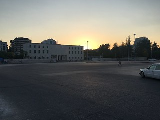 Mother Theresa Square, Tirana