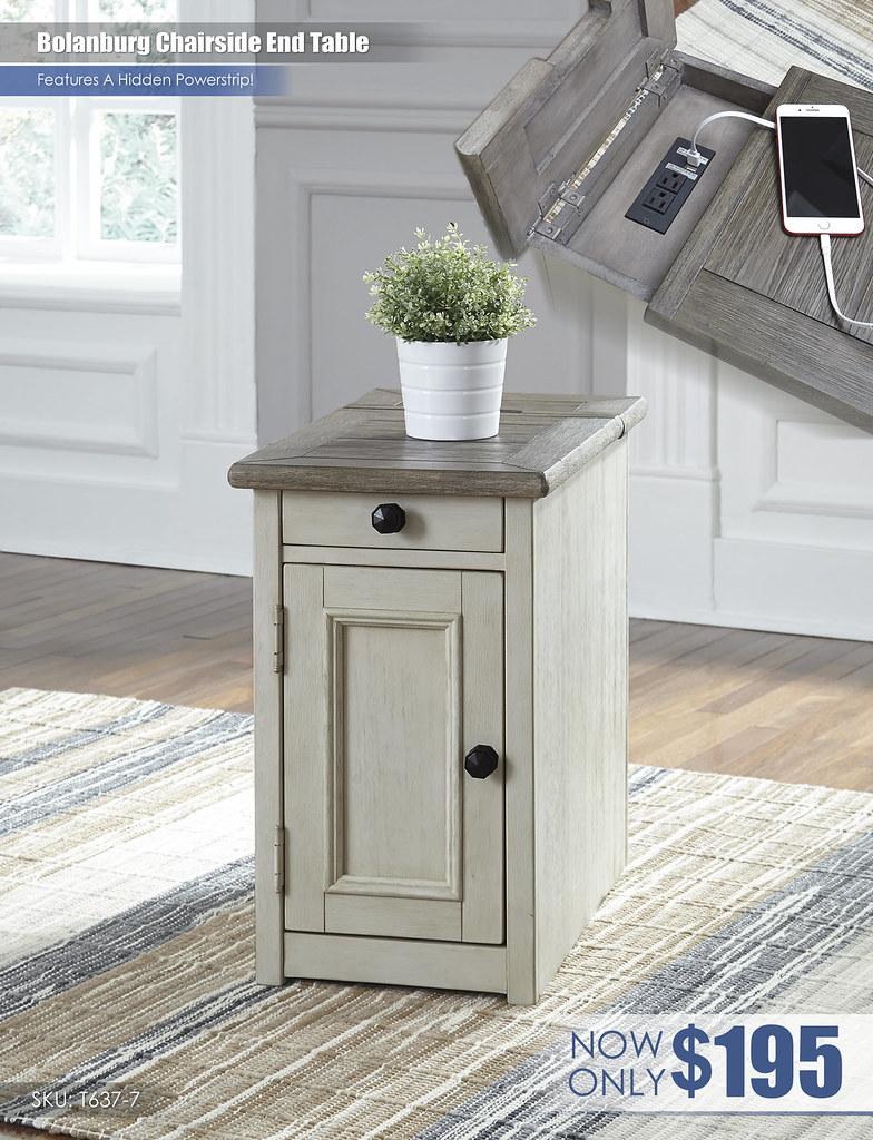 Bolanburg Chairside End Table_T637-7
