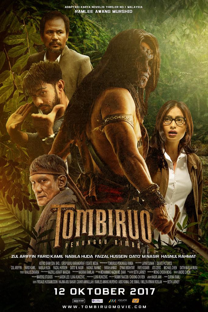 Poster Tombiruo