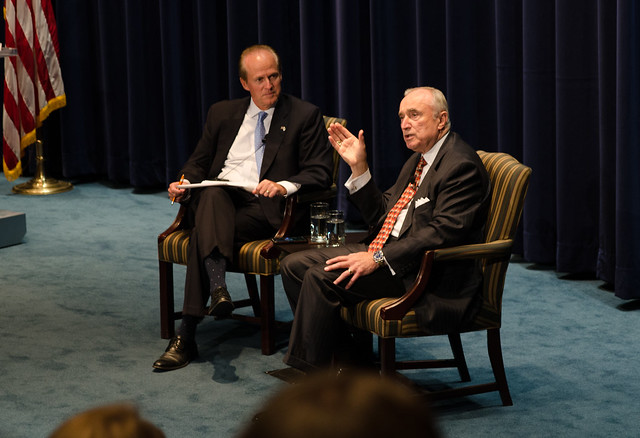 Conversations on Law Enforcement: An Evening with William J. Bratton