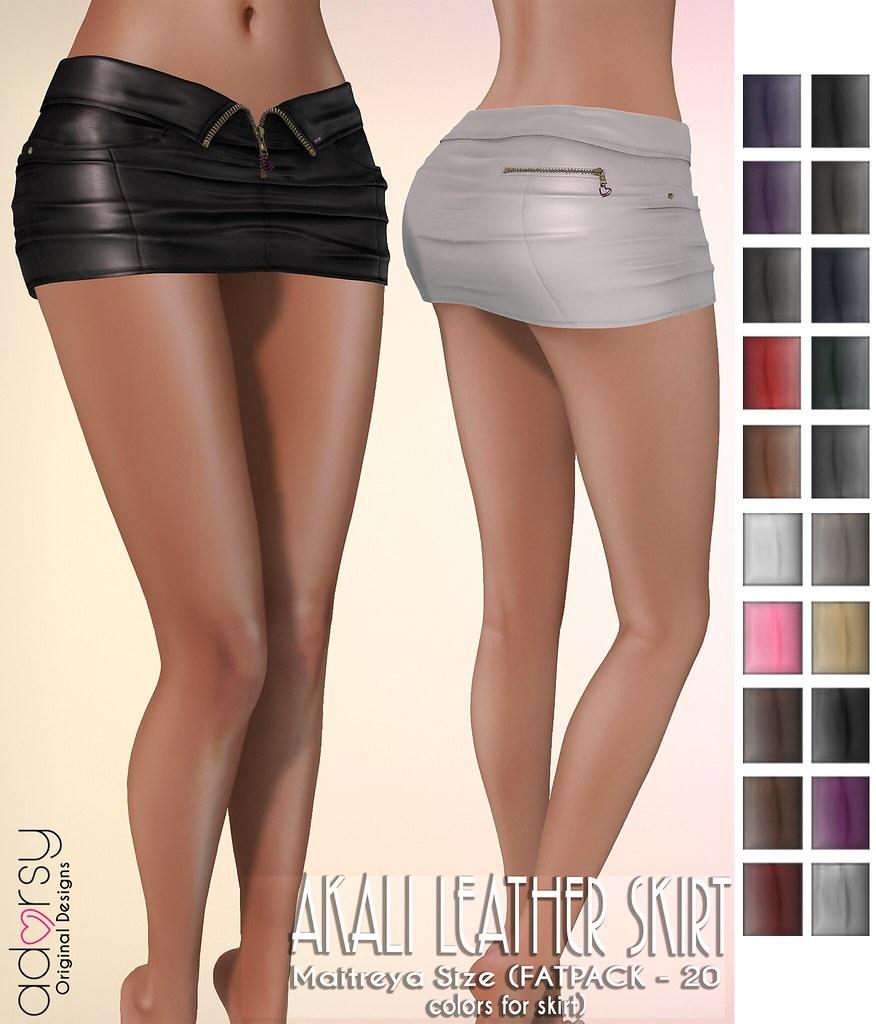 NEW Release – Akali Skirt – adorsy