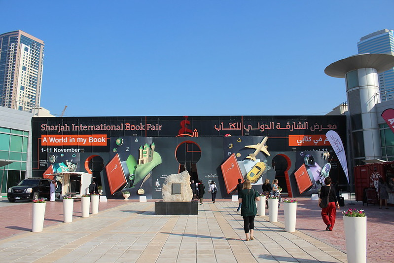 Sharjah Book Fair 2017